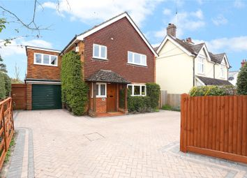 Thumbnail 4 bedroom detached house for sale in Headley Road, Liphook, Hampshire