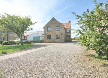 Thumbnail 5 bed detached house for sale in The Lane, Mickleby, North Yorkshire