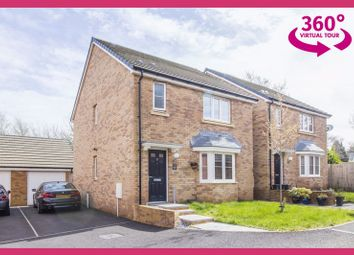 Thumbnail 3 bed detached house for sale in Harlech Road, Cardiff