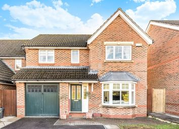 Thumbnail 3 bedroom detached house to rent in Paddock Gardens, Lymington