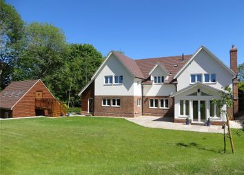 Thumbnail 5 bedroom detached house for sale in Church Lane, Bledlow Ridge, Buckinghamshire