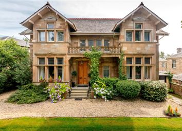 Thumbnail 6 bed detached house for sale in Harviestoun, 23 Leslie Road, Pollokshields