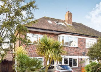 Thumbnail 3 bed flat for sale in Merton Hall Road, London