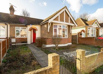 Thumbnail 2 bed semi-detached bungalow for sale in Springfield Road, Sittingbourne