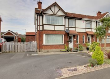 Thumbnail 4 bed semi-detached house for sale in Silverbirch Road, Bangor