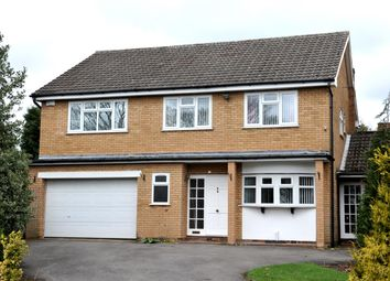 Thumbnail 4 bed detached house to rent in Le More, Sutton Coldfield