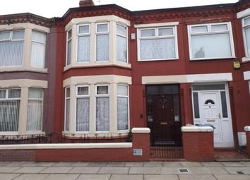 Thumbnail 3 bedroom terraced house for sale in Selby Road, Orrell Park, Liverpool, Merseyside