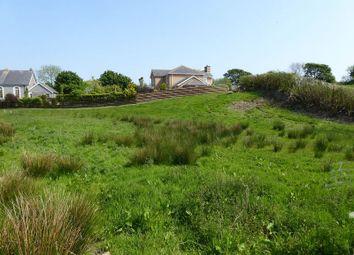 Thumbnail Land for sale in Gwalchmai, Holyhead