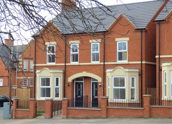 Thumbnail 4 bed semi-detached house for sale in Hayway Corner, Higham Road, Rushden