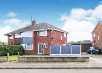 Thumbnail 3 bed semi-detached house for sale in Axholme Road, Thingwall, Wirral