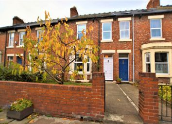 Thumbnail 3 bed terraced house for sale in Eversley Place, Heaton, Newcastle Upon Tyne