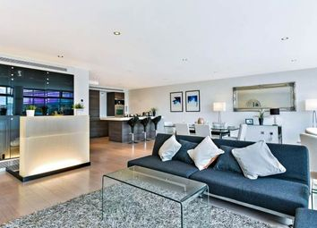 Thumbnail 3 bedroom property to rent in Albert Embankment, London