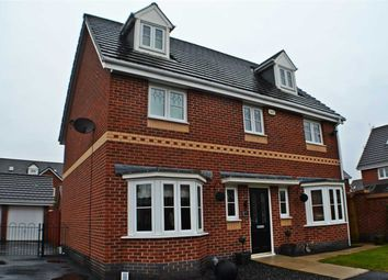 Thumbnail 5 bed detached house for sale in Baltimore Gardens, Chapelford, Warrington