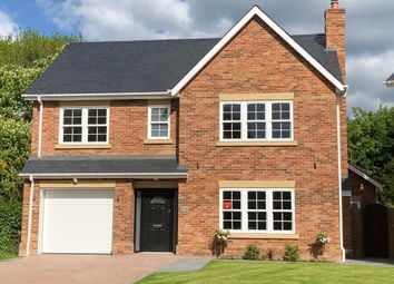 Thumbnail 5 bed detached house for sale in Claytons Meadow, Bourne End, Buckinghamshire