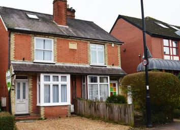 Thumbnail 3 bed semi-detached house for sale in High Street, Bagshot