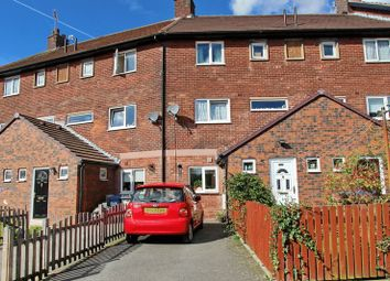 Thumbnail 4 bedroom town house for sale in Venwood Road, Prestwich, Manchester