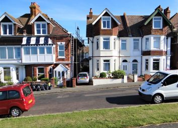 Thumbnail 4 bed semi-detached house for sale in Wear Bay Road, Folkestone