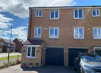 Thumbnail 4 bed semi-detached house for sale in Deepwell Mews, Halfway, Sheffield