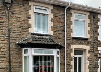 Thumbnail 2 bed terraced house for sale in Wern Crescent, Nelson, Treharris