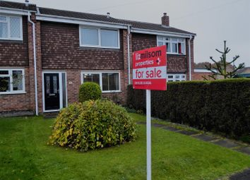 Thumbnail 2 bed town house for sale in Chiltern Road, Swadlincote