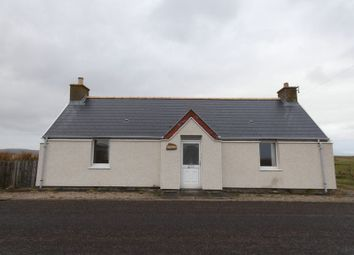 Thumbnail 2 bed detached bungalow for sale in Scarfskerry, Thurso