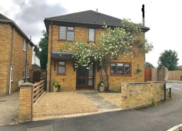 Thumbnail 4 bed detached house for sale in Moorside Close, Farnborough