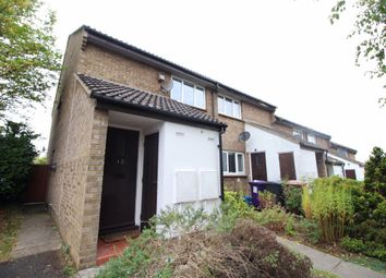 Thumbnail 1 bed flat to rent in Burns Close, Hitchin