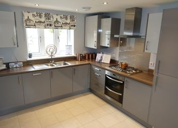 Thumbnail 3 bedroom semi-detached house for sale in Wentworth Road, Kirkby-In-Ashfield, Nottingham