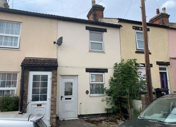 Thumbnail 2 bed terraced house for sale in Adelaide Street, Parkeston, Harwich