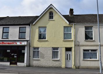 Thumbnail 3 bed terraced house for sale in Station Road, Llanelli