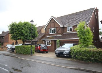 Thumbnail 4 bed detached house for sale in Russett Close, Aylesford