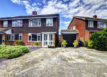 Thumbnail 3 bed semi-detached house for sale in Dunsmore Avenue, Monks Risborough, Princes Risborough