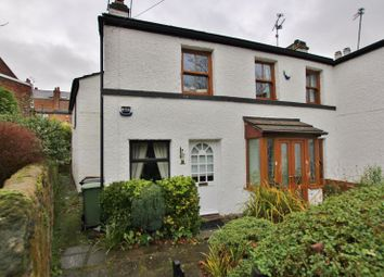 Thumbnail 1 bed cottage for sale in Birch Road, Oxton, Wirral
