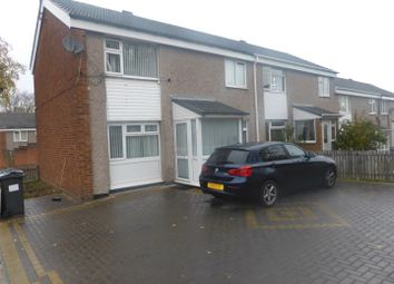 Thumbnail 3 bed end terrace house to rent in Asholme Close, Hodge Hill, Birmingham