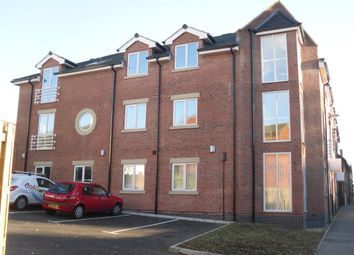 Thumbnail 2 bedroom flat to rent in Apt 5, Victoria Court, Chesterfield Road, Alfreton