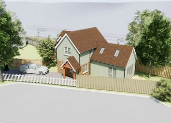 Thumbnail Land for sale in Land Adjacent To 2 The Cottages, Bull Stag Green, Hatfield