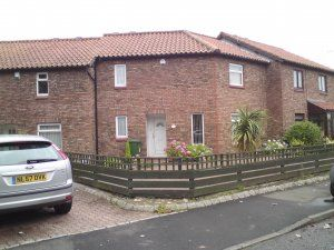 Thumbnail 3 bed terraced house to rent in Malvern Road, Washington