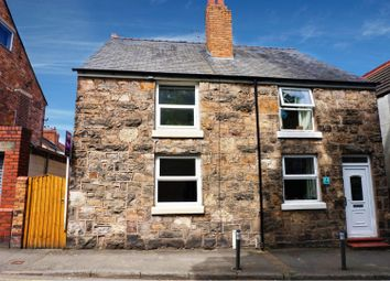 Thumbnail 3 bed semi-detached house for sale in Castle Street, Caergwrle
