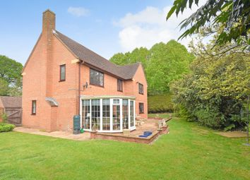 Thumbnail 4 bed detached house for sale in The Rookery, Highclere, Newbury