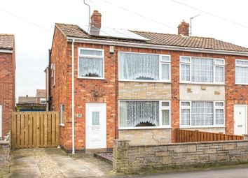 Thumbnail 3 bedroom semi-detached house for sale in Whitethorn Close, York