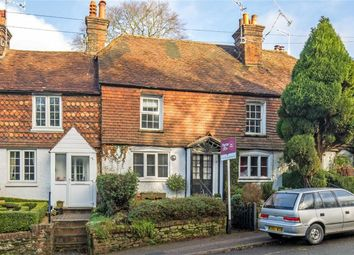 Thumbnail 2 bed terraced house for sale in Pebble Hill Cottages, Oxted, Surrey