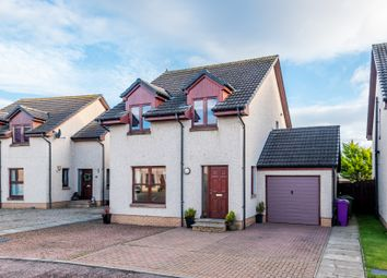 Thumbnail 3 bed detached house for sale in Kinnell Place, Friockheim, Arbroath