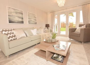 "Thumbnail 4 bedroom detached house for sale in ""Alnwick"" at Weddington Road, Nuneaton"