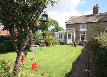 Thumbnail 3 bed semi-detached house for sale in Chapel Place, Moorsholm, Saltburn-By-The-Sea