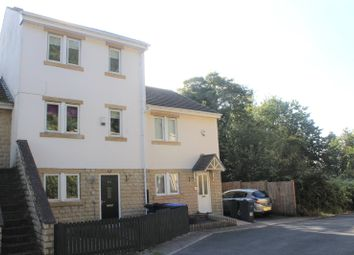 4 bed terraced house for sale in Baildon Wood Court, Baildon, West Yorkshire BD17
