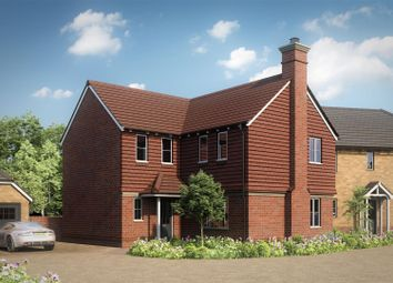 Thumbnail 4 bed detached house for sale in Coleshall Gate, Iwade, Sittingbourne