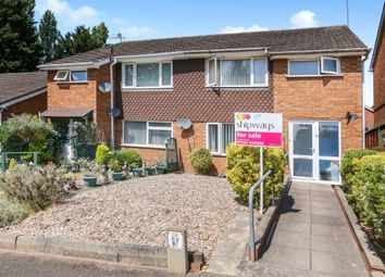 Thumbnail 1 bed flat for sale in Falcon Close, Kidderminster