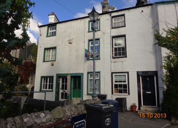 Thumbnail 2 bed terraced house to rent in The Gill, Ulverston