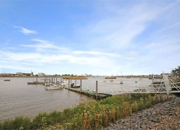 Thumbnail 1 bed flat for sale in Plot 15.04, The Lighterman, 1 Pilot Walk, Greenwich, London