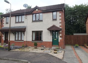 Thumbnail 3 bed semi-detached house for sale in Foxknowe Place, Livingston